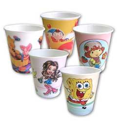 čaše kape kačket i naočare 5 5 salvete tanjirići trubice dečiji ...